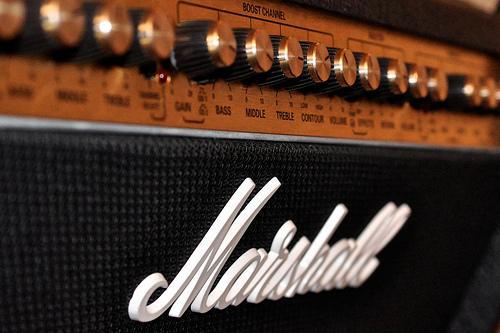 best marshall combo amp
