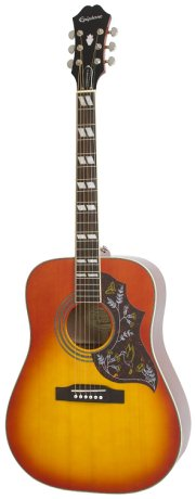 Epiphone HUMMINGBIRD PRO  Acoustic/Electric Guitar - Price: $329.00