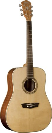 Washburn WD7S Harvest Series Dreadnought Acoustic Guitar - Price: $199.00