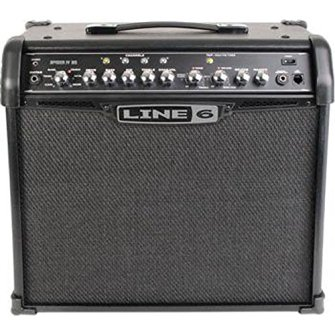 Line 6 Spider IV 30 30-watt 1x12 Modeling Guitar Amplifier  -- Price: $179.21