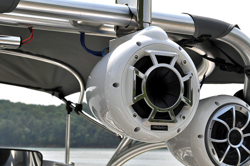 best boat tower speakers