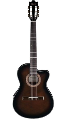 Ibanez GA35TCEDVS Acoustic/Electric Guitar -- Price: $299.99