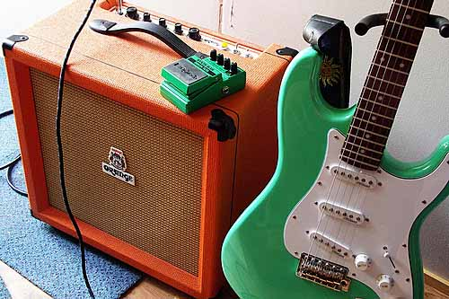 best orange amp