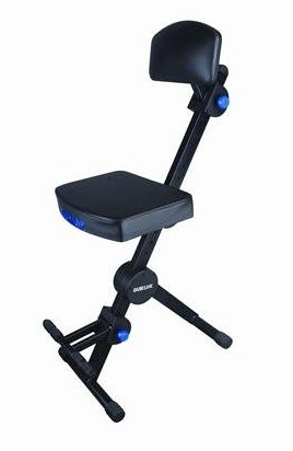 Quik Lok DX749 Deluxe Seat, Black -- Price: $119.99