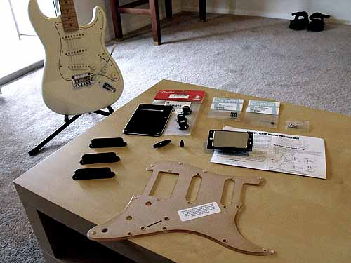 best strat pickups for blues, best blues pickups for strat, fender strat pickups