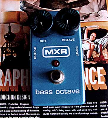 best bass octave pedal