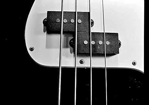 best p bass pickups, best precision bass pickups, fender p bass pickups, p bass humbucker