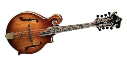 Michael Kelly MKLDFAVS Legacy Dragonfly Flame Mandolin -- Price: $699.99