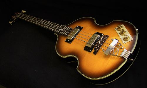 cheap violin bass