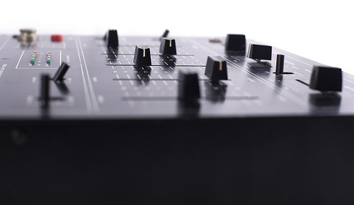mixer with phono preamp