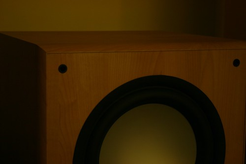 lightweight sub box, lightweight subwoofer box, light subwoofer box